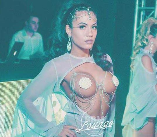 Gogo danseuse club de nuit Île-de-France