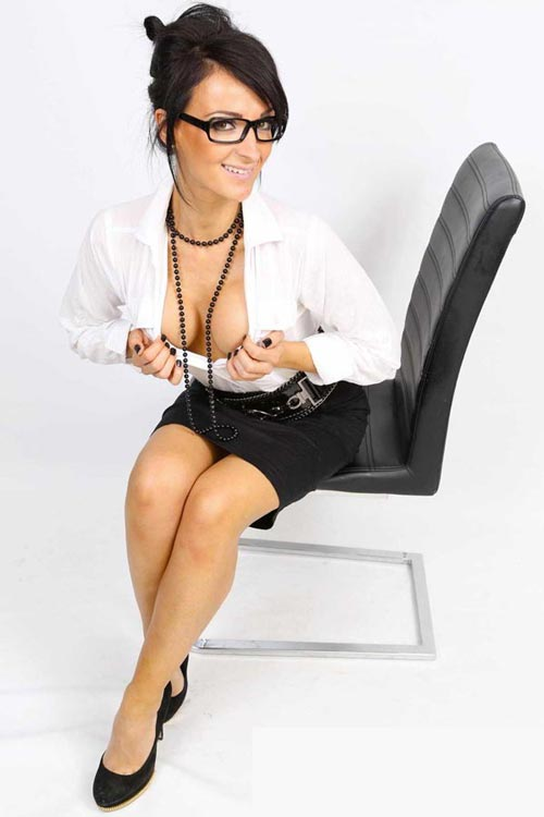 Effeuillage tenue secrétaire