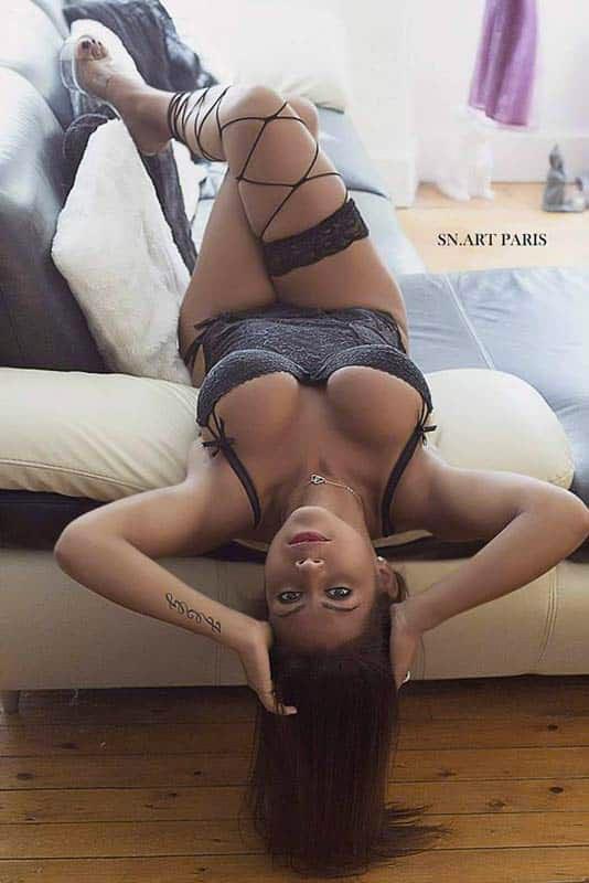 Stripteaseuse à domicile Créteil
