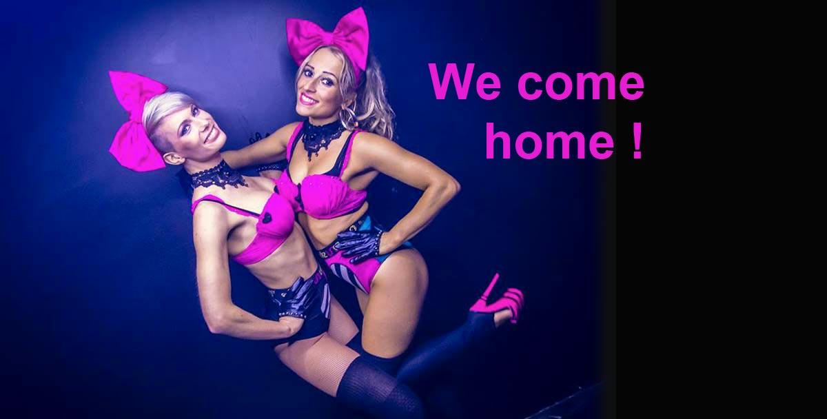 Stripteaseuses à domicile Paris